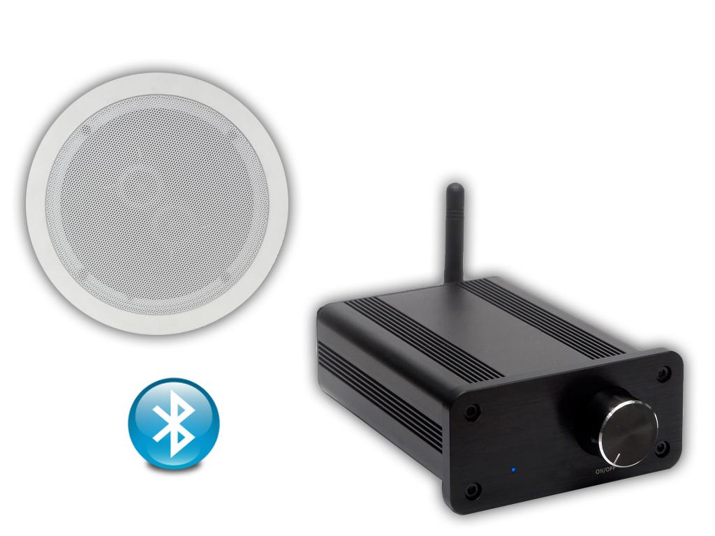 Bluetooth bathroom ceiling speaker