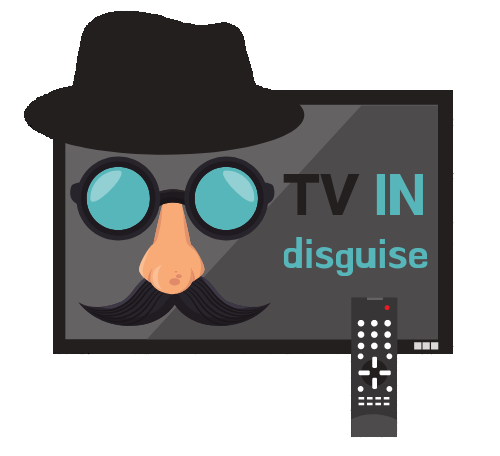 tv in disquise logo